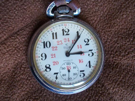Reloj Elgin De Bolsillo