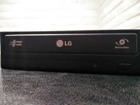 Reproductor Dvd Writer Lg Gh20ns10 Para Pc - Sata