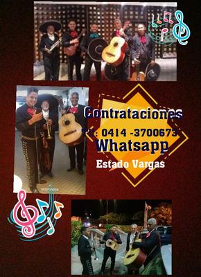 Mariachis Show Fiesta