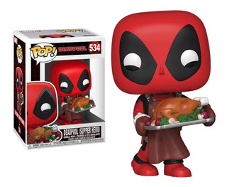 Funko Pop Deadpool #534 Marvel Regalosleon