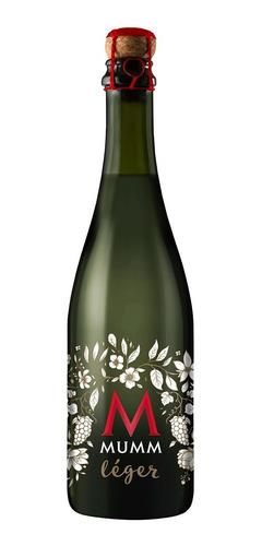 Imagen 1 de 5 de Vino Espumante Mumm Leger Dulce Botella De 750 Ml
