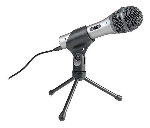 Microfone Audio Techinica Atr2100- Usb N/f
