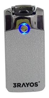 Encendedor Eléctrico Recargable Usb 3 Rayos Pulse