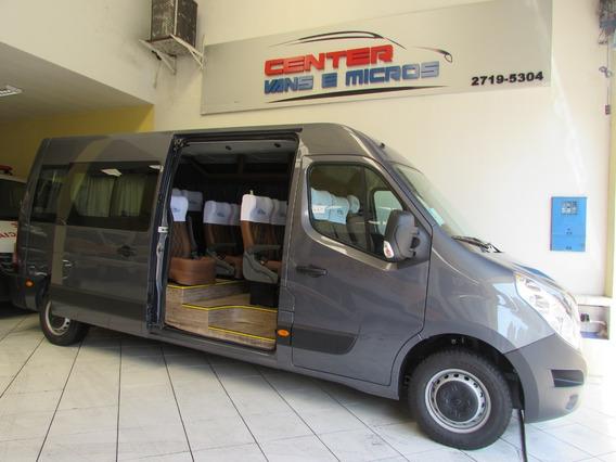 Renault Master Executiva Cinza Com Tv