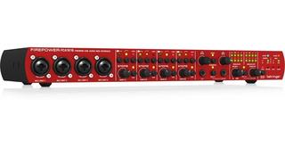 Interfaz De Audio Behringer Firepower Fca1616 Premium Usb
