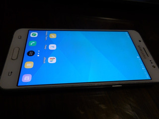 Celular Samsung J5 2016 + Funda Rígida Y Vidrio Templado