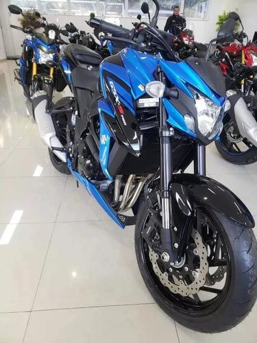 Kawasaki Z 900   Suzuki Gsx S 750 2020/2021 0km   Day