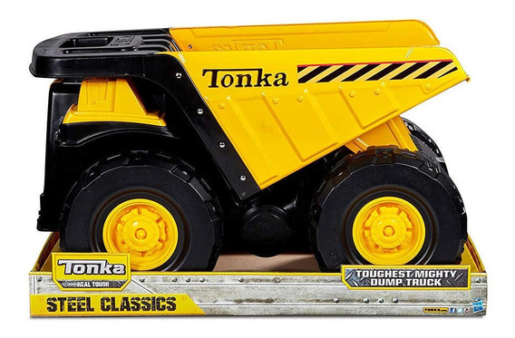Tonka - Camion - Real Tough - Steel Classic