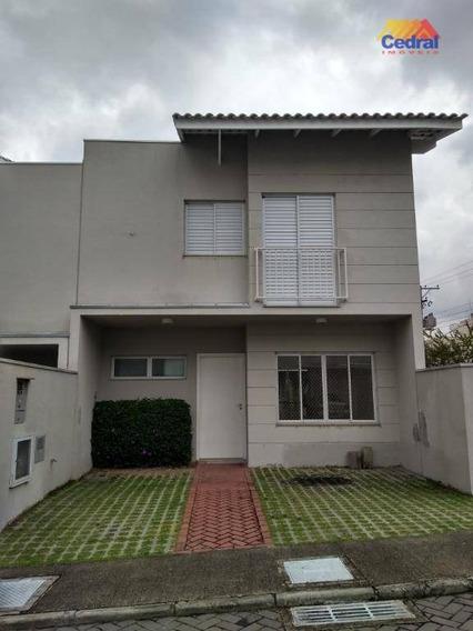 Sobrado À Venda, 105 M² Por R$ 390.000,00 - Alto Ipiranga - Mogi Das Cruzes/sp - So0387