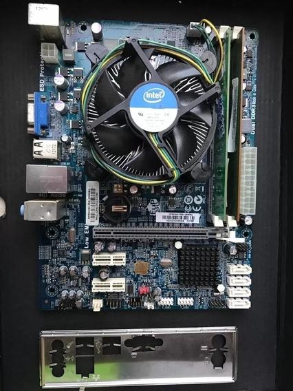 I5 3340 + H61 + 8gb 1600 De Memoria