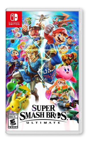 Super Smash Bros Ultimate - Nsw