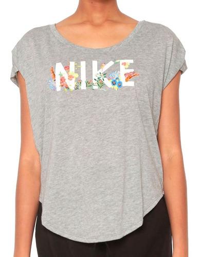 Remera Nike Hyper Flora Mujer