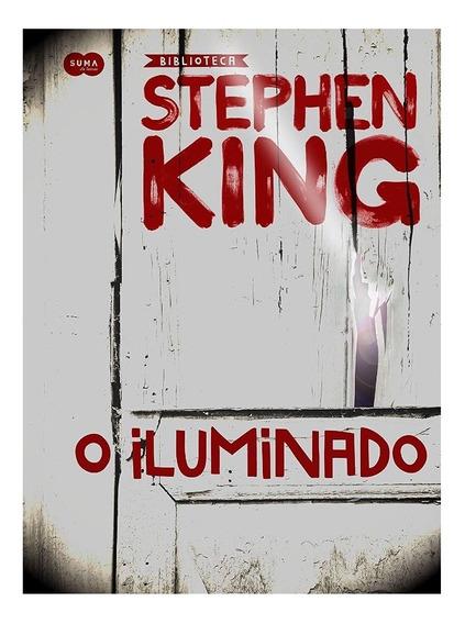 O Iluminado Stephen King - Capa Dura De Luxo Colecionador