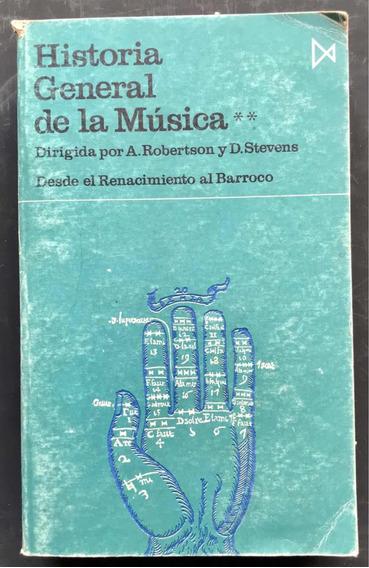 Historial General De La Música. Robertson Y Stevens. Penguin