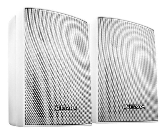 Caixa de som Frahm PS 200 Plus Branco