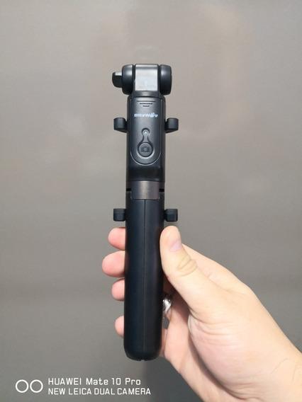 Bastão De Selfie Blitzwolf Bw-bs3 Tripé Bluetooth