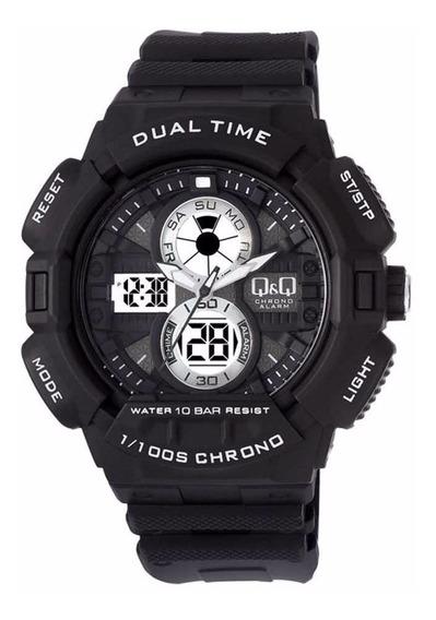Reloj Qq Gw81j001y By Citizen Correa Resina Original