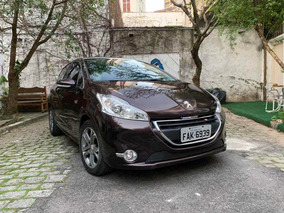 Peugeot 208 1.6 16v Griffe Flex 5p 2014