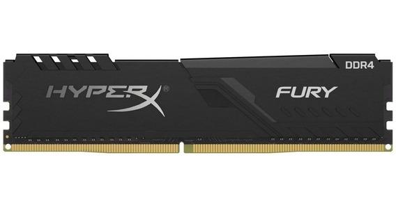 Memória Kingston Hyperx Fury Ddr4 16gb 2x8gb 3200mhz