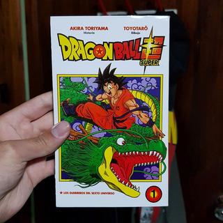 Dragon Ball Super Manga Tomo 1 Español Nuevo