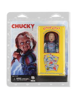 Neca Clothed Retro Style Chucky Good Guys