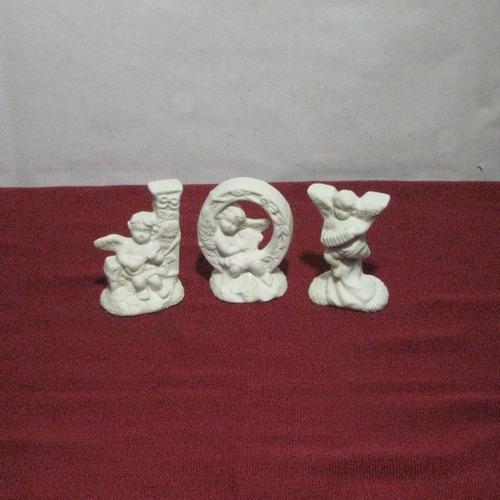 Estatuillas Joy De Porcelana Fría Souvenirs Deco Pintar
