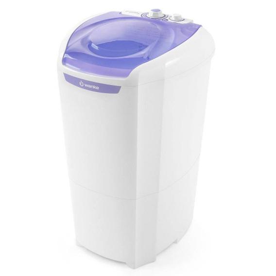Lavadora De Roupas 10kg Wanke Semi Automátic Branco