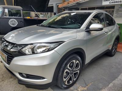 Honda Hr-v 1.8 Exl Flex Aut. 5p 2016 Aceito Troca Financio