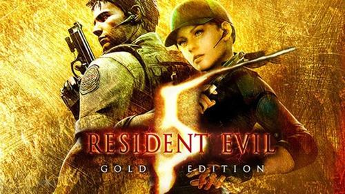 Resident Evil 5 Gold Edition - Pc Español