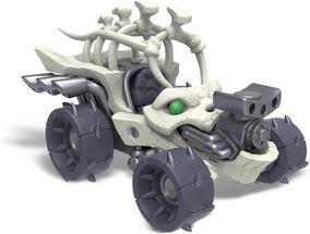 Skylanders Superchargers Bone Bash & Tomb Buggy