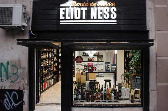 Venta Fondo De Comercio, Eliot Ness, Tienda De Bebidas