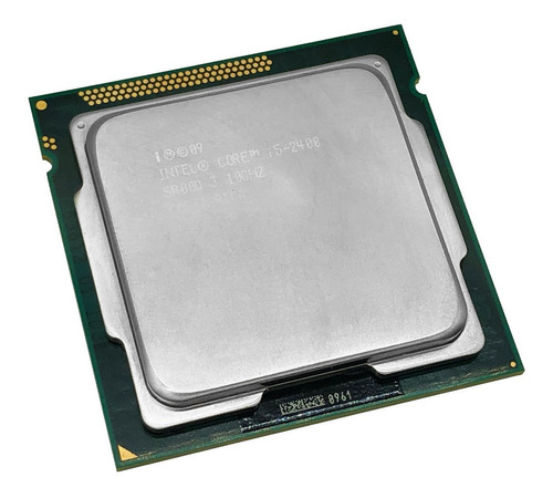 Imagem 1 de 2 de Processador Intel Core I5 2400 3.1ghz Lga 1155 Oem Garantia