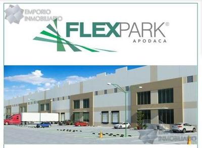Bodega Renta Flex Park Apodaca L-01 $57,713 Adrnav Emo1