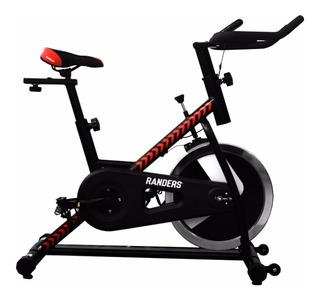 Bicicleta Spinning Indoor Reforzada Randers Arg873sp *11