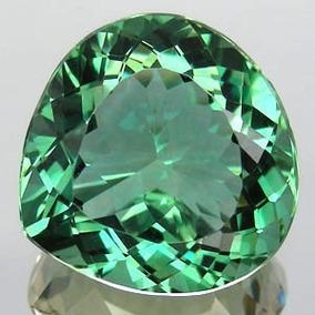 1 Acrgemas R$250 Linda Prasiolita Pera Verde 24.12cts