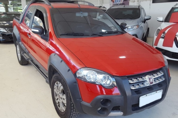 Fiat Strada Adventure 1.8 Cd 8v Flex 2p Manual 2010