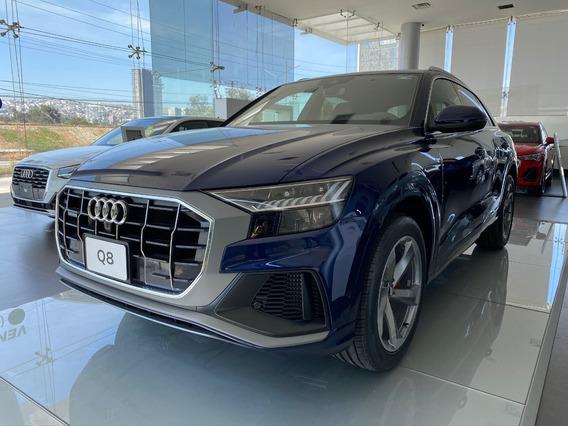 Audi Q8 55 Tfsi Mild Hybrid 340 Hp Tiptronic Quattro S Line