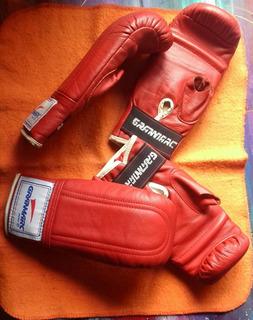 Guantes Granmarc Casi Nuevos 2 Pares Boxeo Kick Boxing