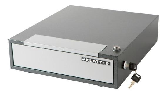 Gaveta Registradora Caja De Dinero 4 Compartimientos Klatter