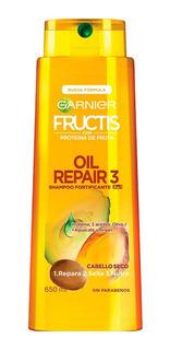 Nutre Tu Cabello Con Shampoo 2 En 1 650 Ml Fructis Garnier