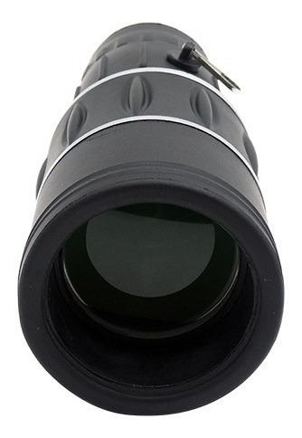 Monóculo 8km Nitidos Profissional Tático Luneta Telescópio