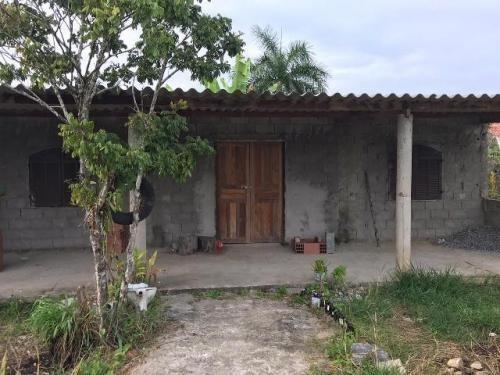 Edícula Semi-acabada No Balneário Gaivota Em Itanhaém - 6740