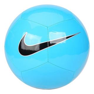 Bola Futebol Nike Campo Pitch Trainning Azul Original