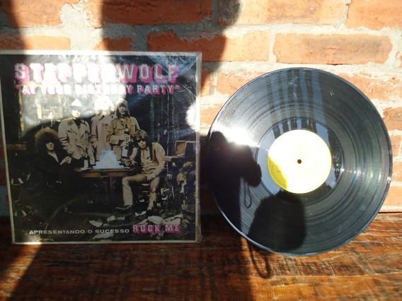 Lp Disco Vinil Steppenwolf - At Your Birthday Party Barato