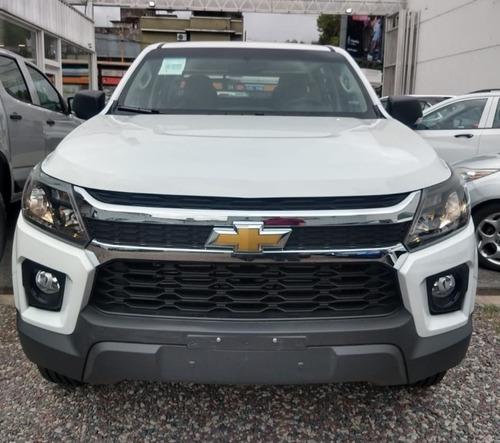 Imagen 1 de 10 de Nueva Chevrolet S10 2.8 200cv Lt 4x4 Automatica 0km 2021 Con
