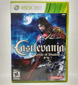 Castlevania Lords Of Shadow 1 Xbox 360 Midia Fisica Seminovo