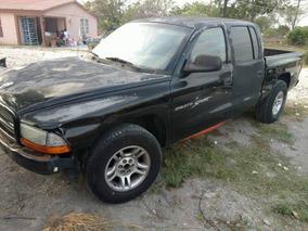 Dodge Dakota 2001 ( En Partes ) 1997 - 2004 Motor 4.7 Aut