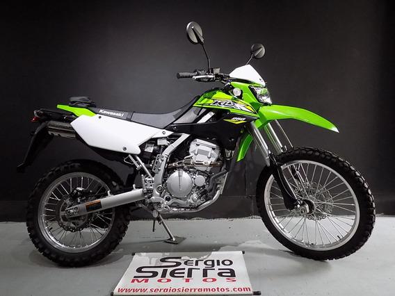 Kawasaki Klx250 Verde 2018 0km