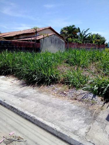 Ygm1 Excelente Terreno Localizado Em Itaipuaçú!