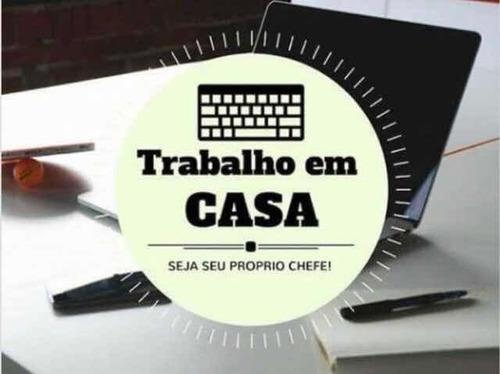 Trabalho Home Office - Renda Extra